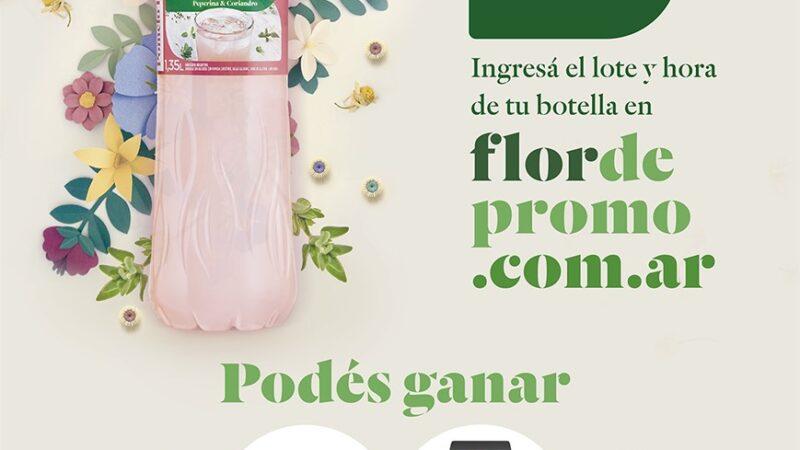 Terma presenta una flor de promo
