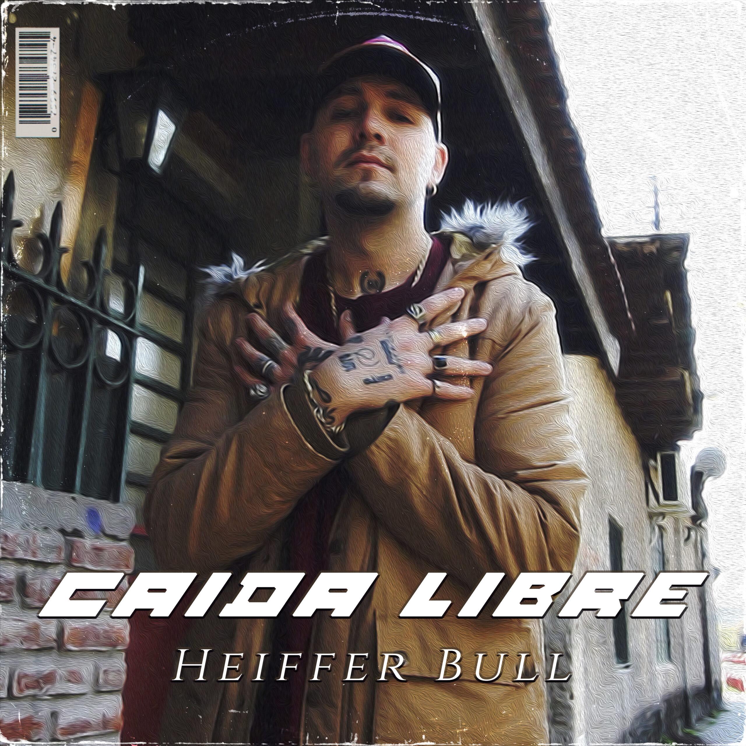 """Heiffer Bull: Cuenta regresiva para el estreno de su nuevo single y video: """"Caída libre"""""""