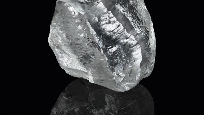 Diamante SETHUNYA de 549 quilates: El nuevo descubrimiento de la casa de lujo Louis Vuitton