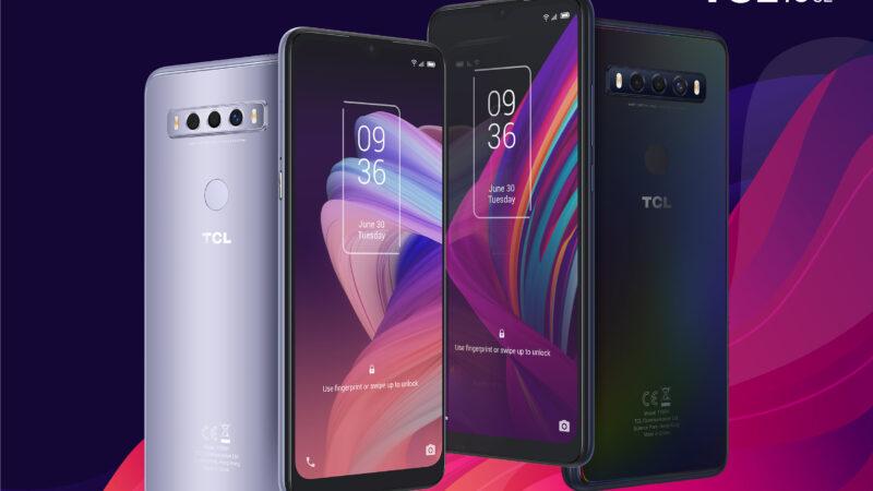 TCL trae a Argentina la tecnología NXTVISION con el lanzamiento de su nuevo smartphone