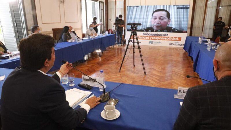 Se invertirán 1500 millones de pesos en un Plan Integral de Seguridad