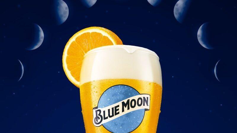 Una noche de eclipse lunar con sabor a Blue Moon #SnapTheMoon