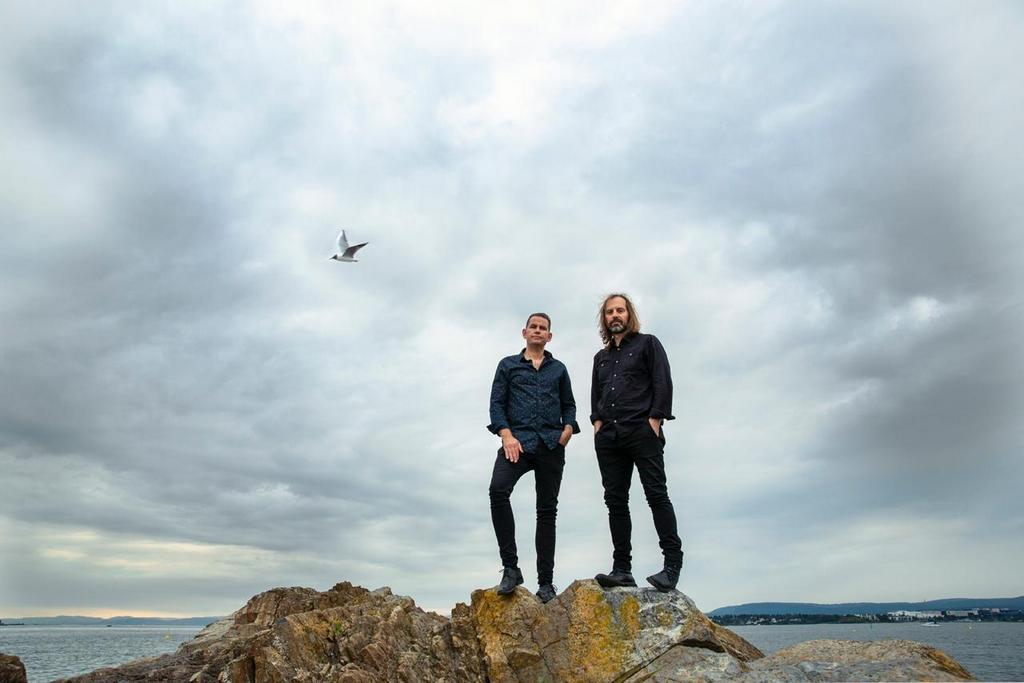 """Chango Spasiuk & Per Einar Watle presentan hoy el disco grabado en Noruega """"Hielo Azul Tierra Roja"""""""
