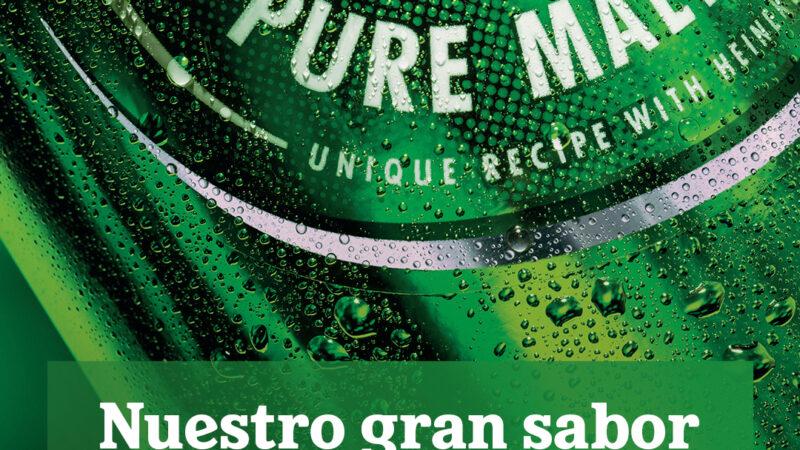 La fórmula secreta detrás del gran sabor de Heineken