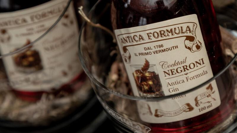 Antica Formula fue destacado como el vermouth premium más vendido y se posicionó como el preferido de los bares en su segmento