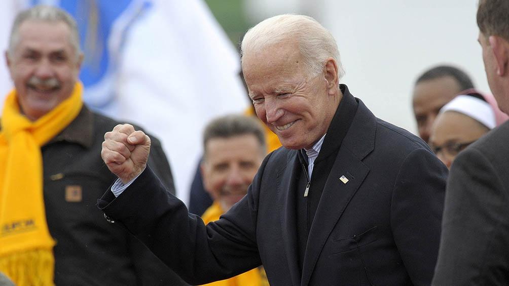Joe Biden asume la Presidencia de Estados Unidos