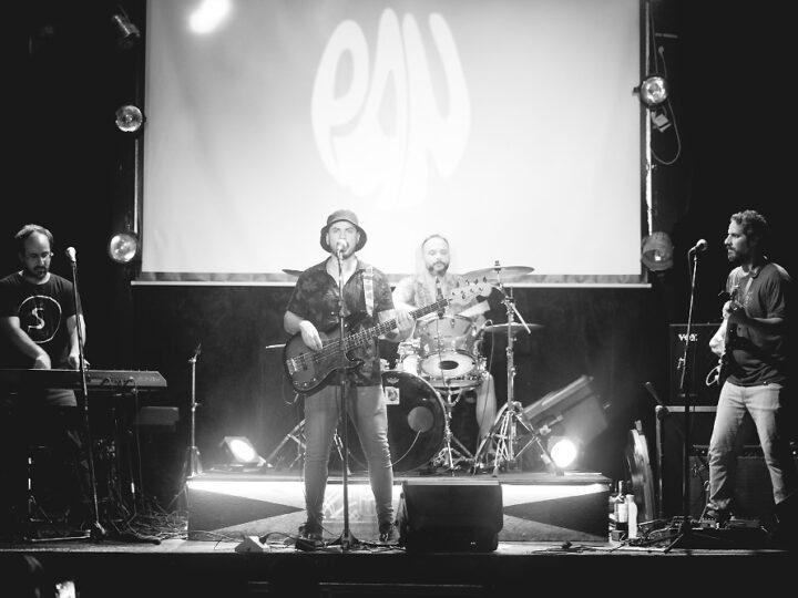 La banda PAN presenta su disco debut VOL. 1