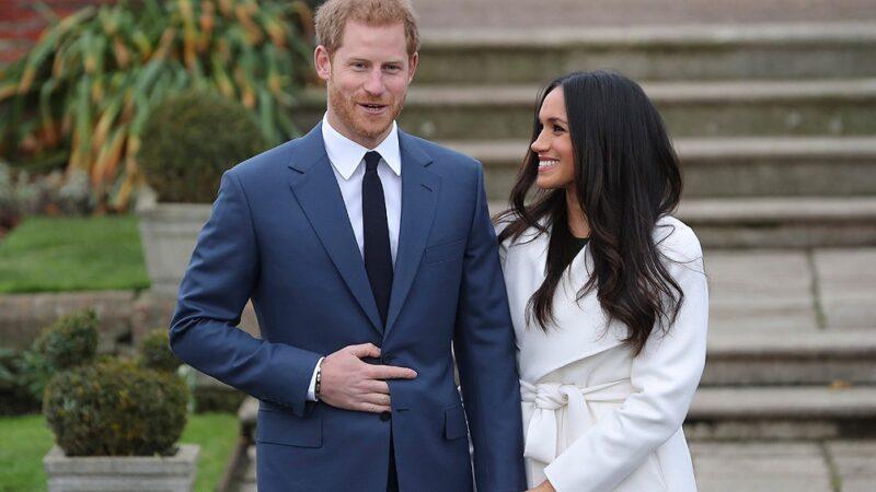 El príncipe Harry y su esposa Meghan confirmaron su renuncia a la familia real británica