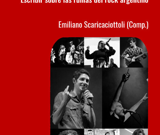 """Salió """"La Campana de la División -Escribir sobre las ruinas del rock argentino"""""""