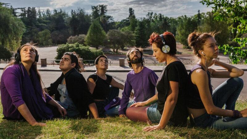 Teatro: «Luna Centauro», en parques y streaming