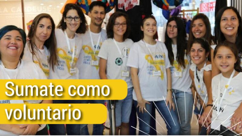 Lanzan #AmarilloxEllos, la campaña de concientización sobre el Cáncer Infantil