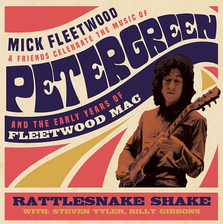 """Mick Fleetwood & Friends """"Rattlesnake Shake"""" feat Steven Tyler & Billy Gibbons"""