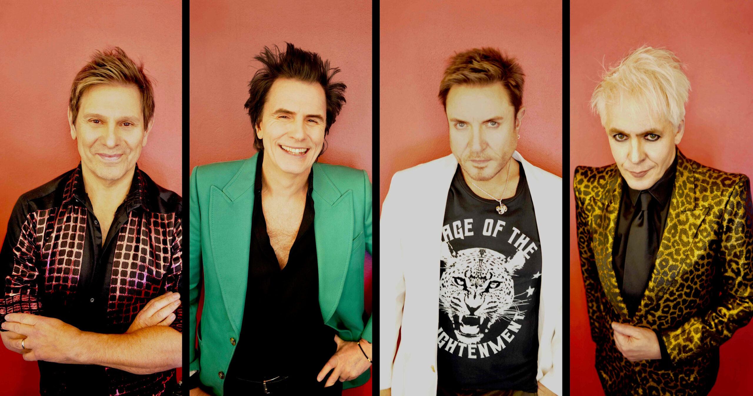 """Duran Duran estrenó el videoclip del tema """"Five years"""" en homenaje a David Bowie"""