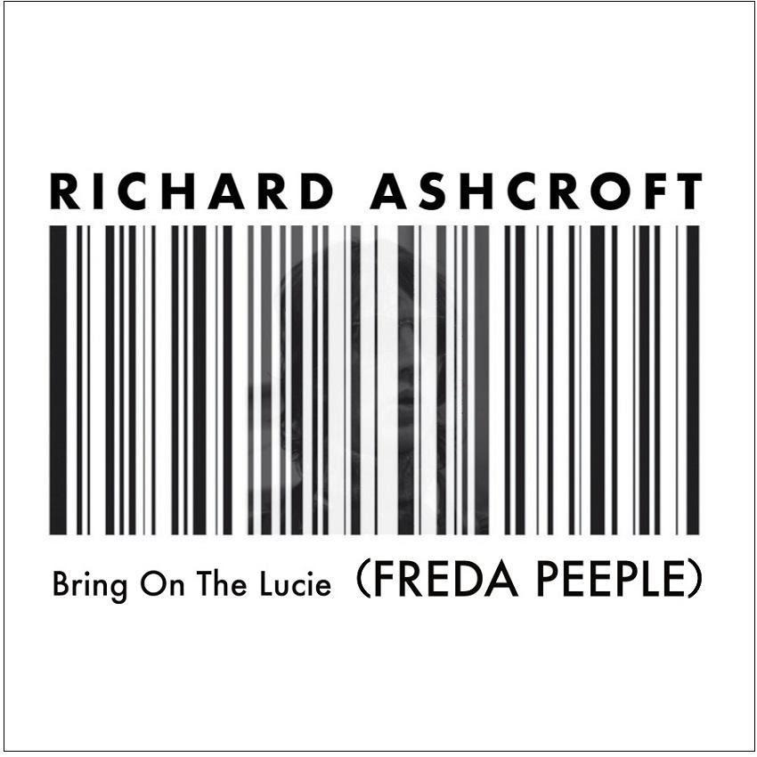 "Richard Ashcroft estrenó su versión de la canción de John Lennon ""Bring On The Lucie (Freda Peeple)"""
