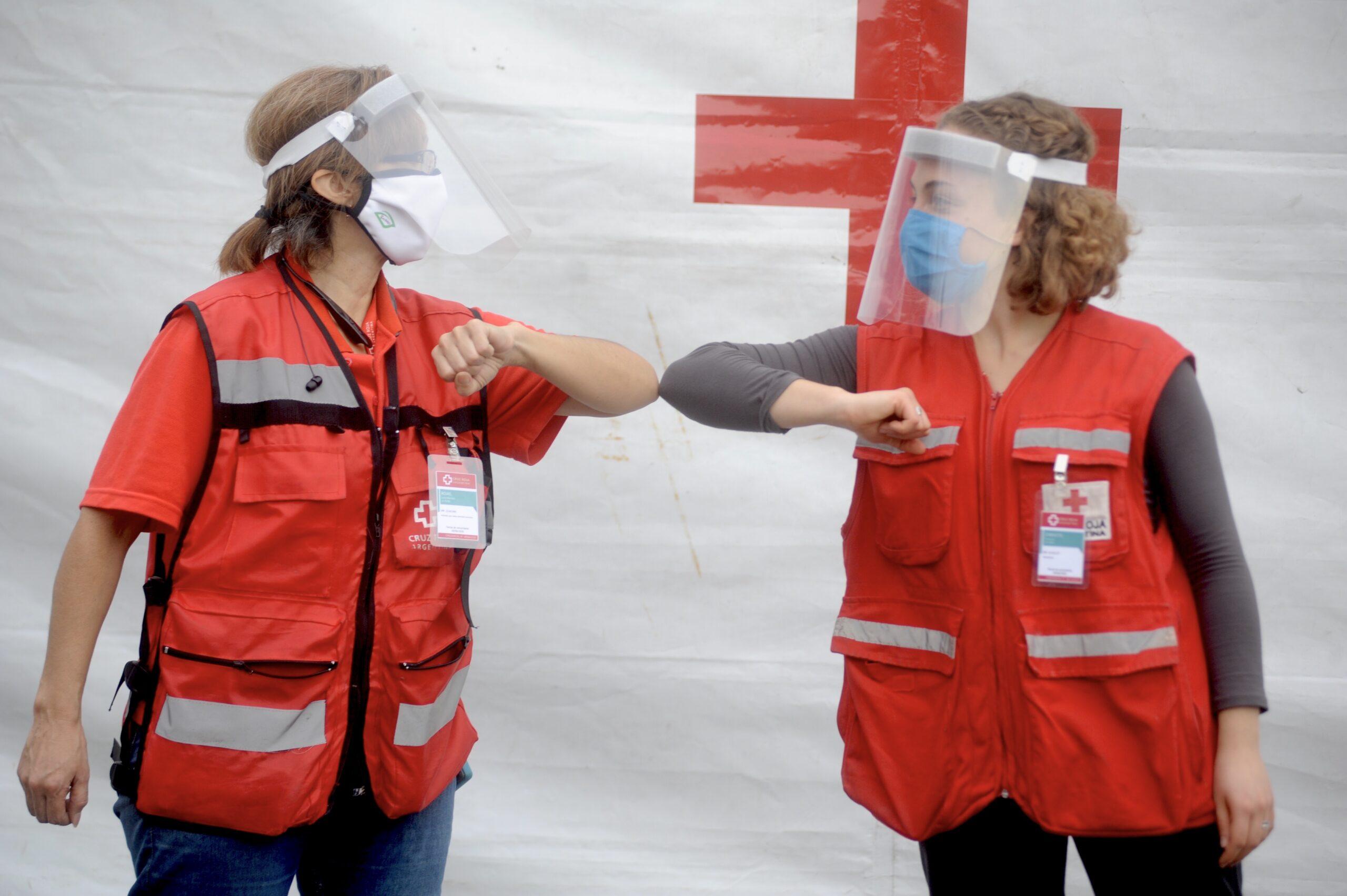 Cruz Roja Argentina presentó su Plan 2021 para la Recuperación ante la Pandemia de COVID-19