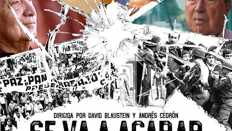 """Se va a acabar, documental dirigido por David Blaustein y Andrés Cedrón se exhibirá en la sección """"Noches Especiales"""" del Bafici"""