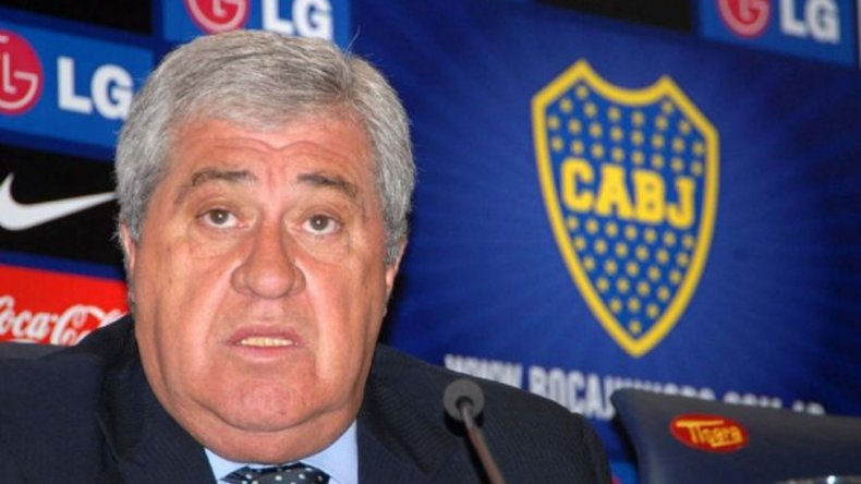 El presidente de Boca Jorge Ameal tiene coronavirus