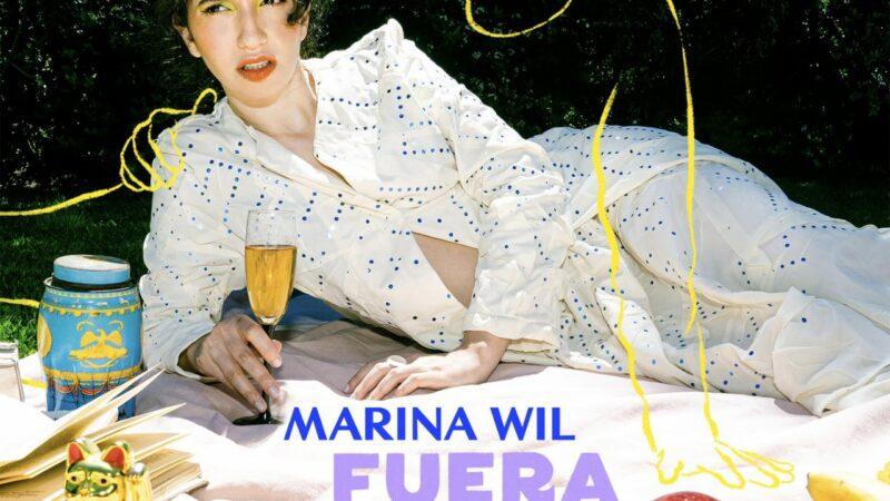 Marina Wil adelanta canciones de su próximo disco, en vivo el 19 de marzo en Caba