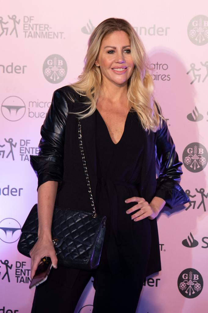 Barbie Simmons en la Avant Premiere de Microteatro Buenos Aires