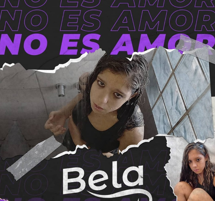 """BelA, la pequeña gran artista presenta su nuevo single """"No Es Amor"""""""