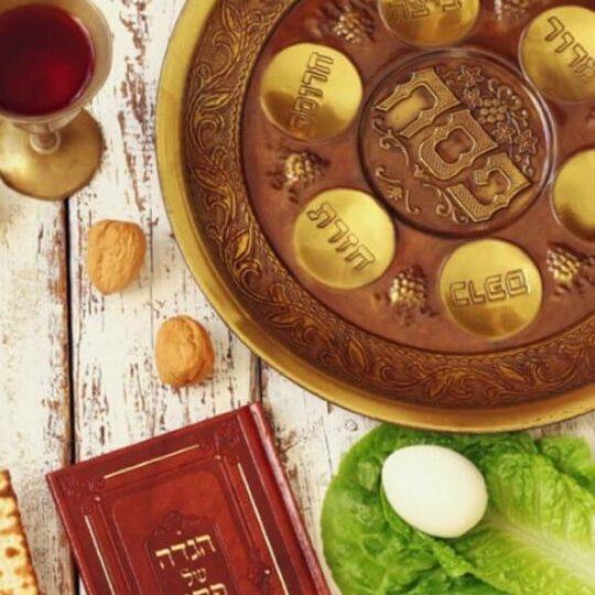Últimos preparativos para el Séder: Kit de Pésaj y venta de Jamétz