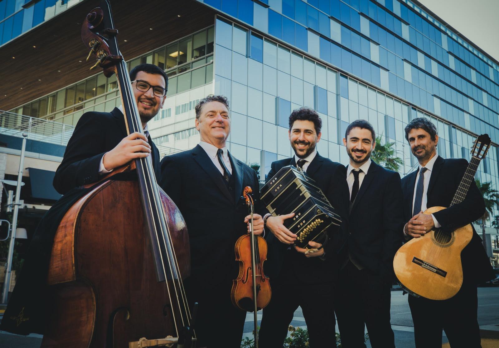 En el mes del centenario de Piazzola, Mariano Dugatkin presenta su homenaje al maestro.