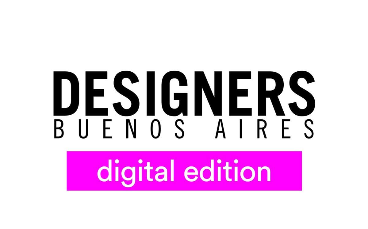 Ya llega Designers Buenos Aires Digital Edition / AW21