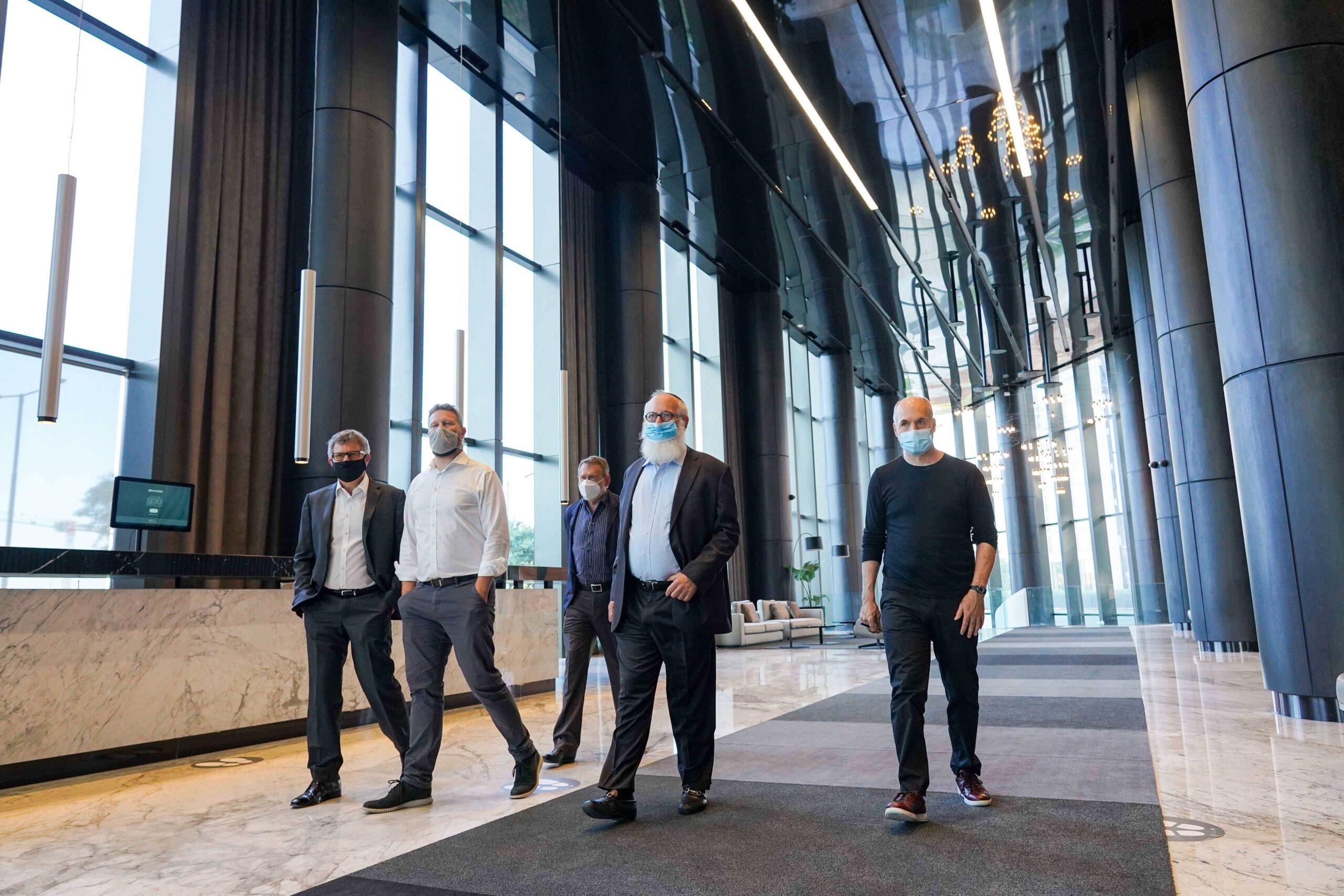 En plena crisis, IRSA completó inversión de U$S 110 M en su edificio de oficinas premium Della Paolera 200