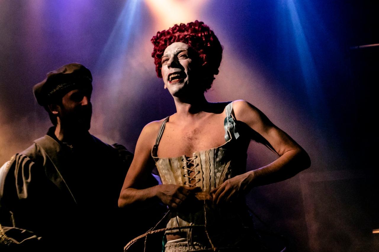 """""""Elizabeth I"""" la gran comedia musical del off en el Complejo Teatral Regina"""