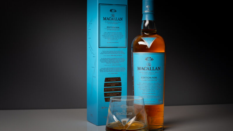 Con la elegancia que lo caracteriza, The Macallan presenta sus exclusivos Edition N°6 y Double Cask 15 Years Old