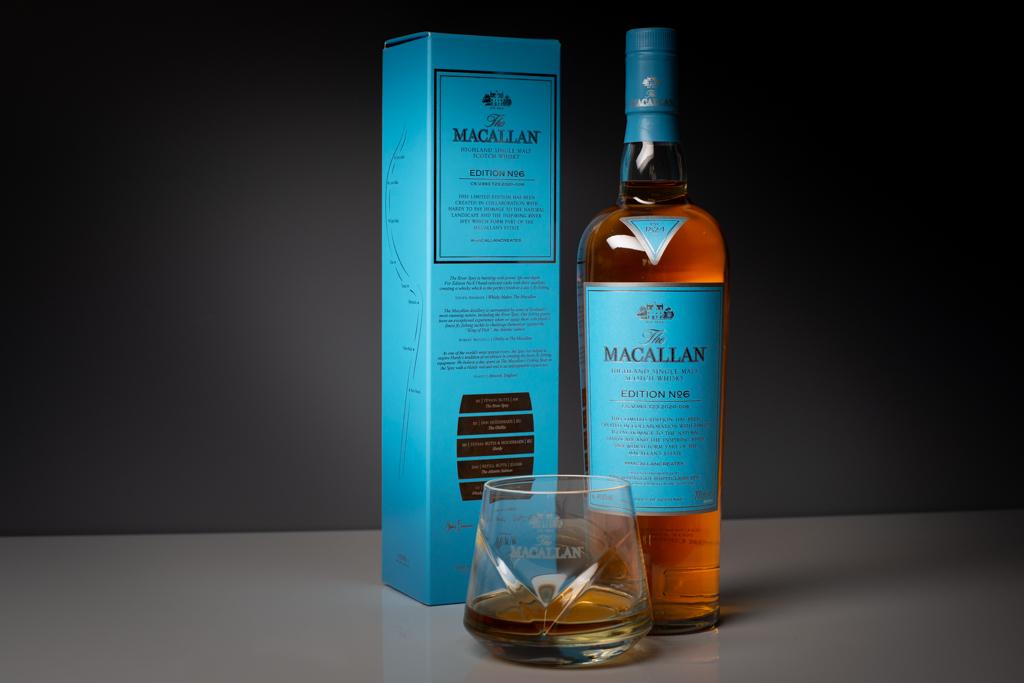 Con la elegancia que lo caracteriza, The Macallan presenta sus exclusivos Edition N°6 y Double Cask 15 Years Old