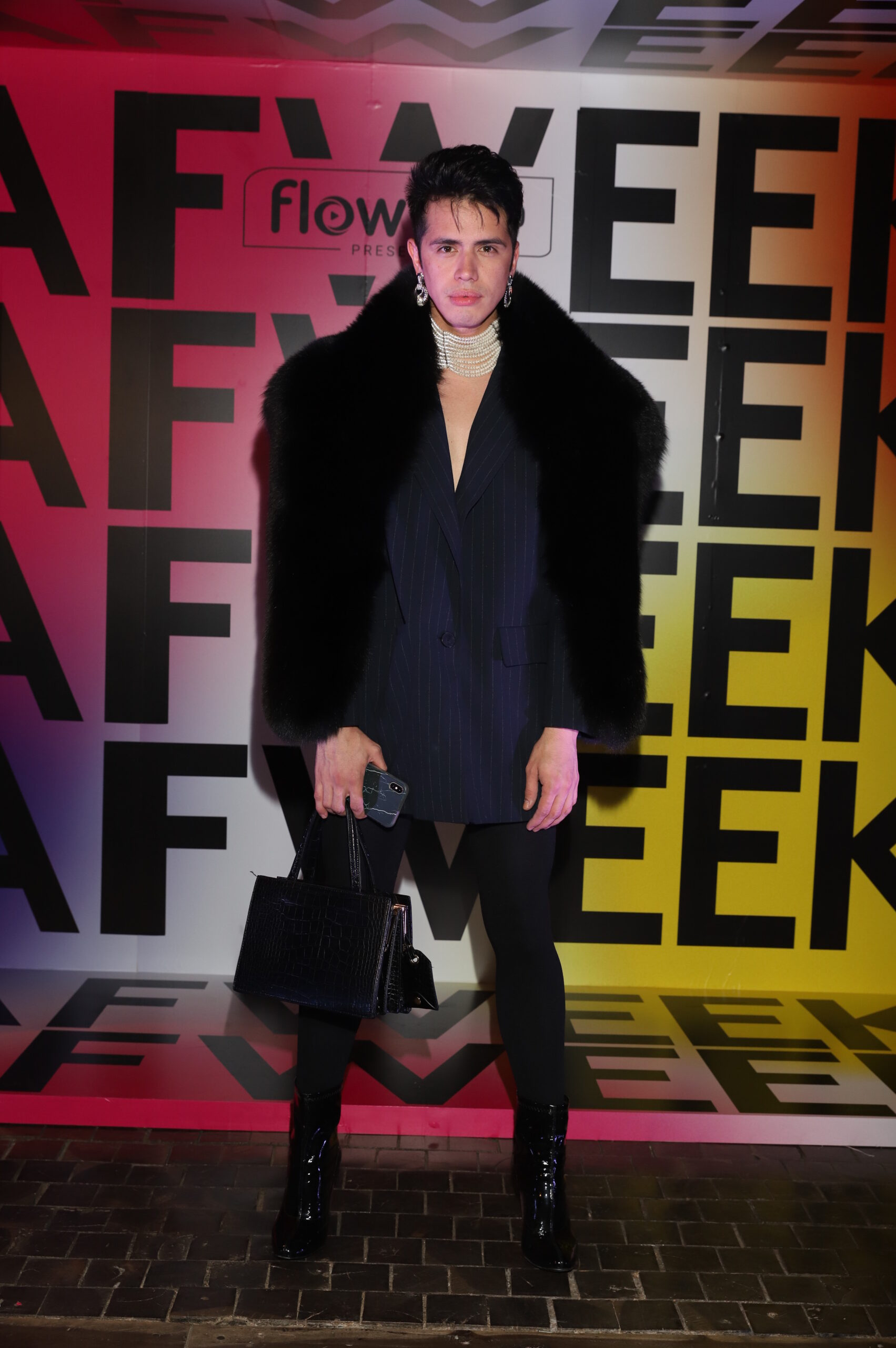 Santiago Artemis en el Buenos Aires Fashion Week 2021