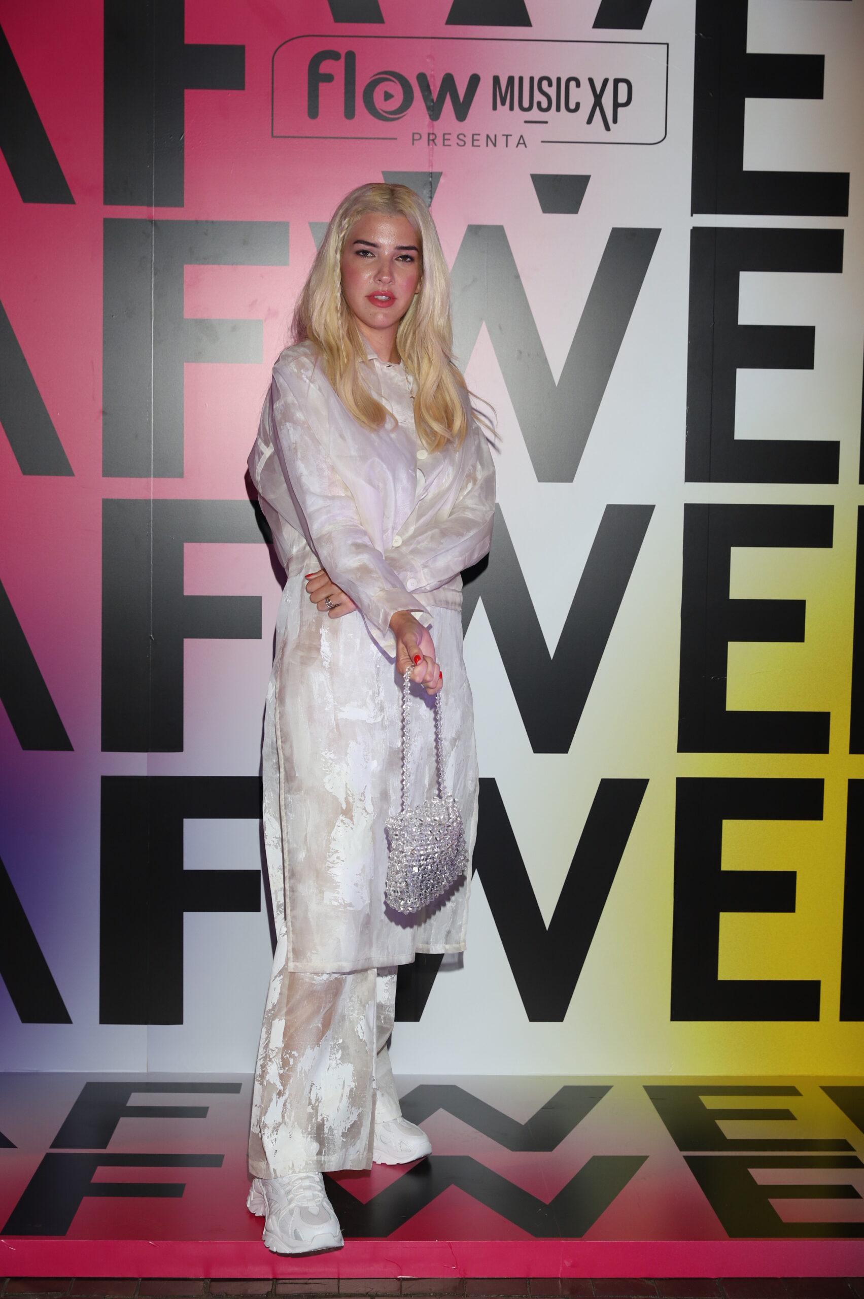 Titi Cleris en el Buenos Aires Fashion Week 2021