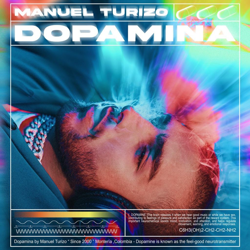 """Manuel Turizo presento """"Amor en coma"""" en su nuevo álbum Dopamina"""