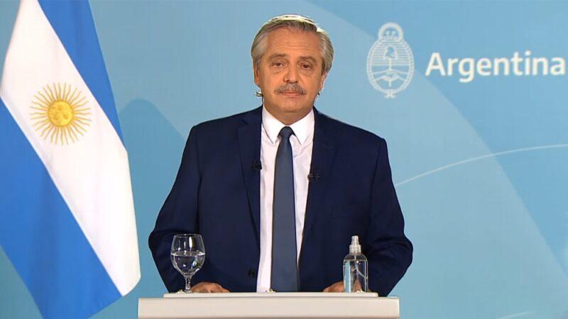Alberto Fernández: Hasta el 21 de mayo continúan las mismas medidas ahora vigentes