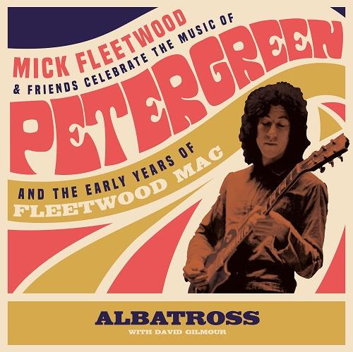 """Mick Fleetwood & Friends estrena su nuevo single """"Albatross"""" con David Gilmour"""
