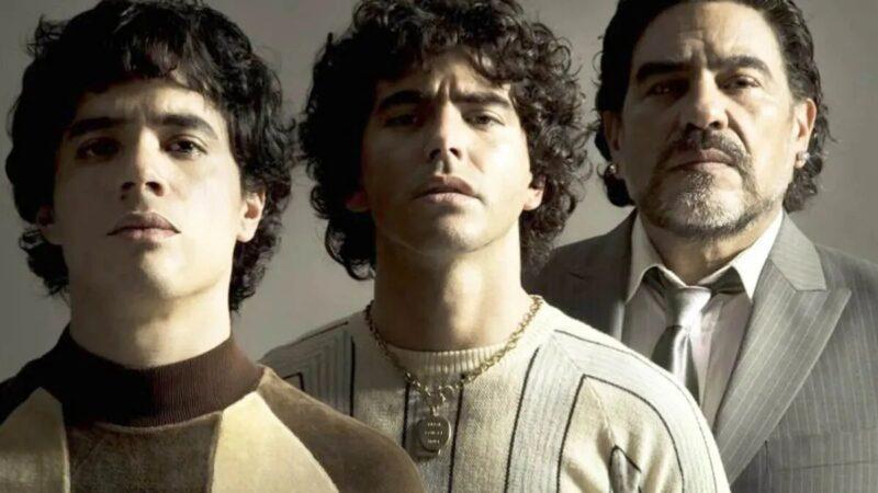 Amazon Prime Video presenta el adelanto del tráiler de la próxima serie Amazon Original, Maradona: Sueño Bendito