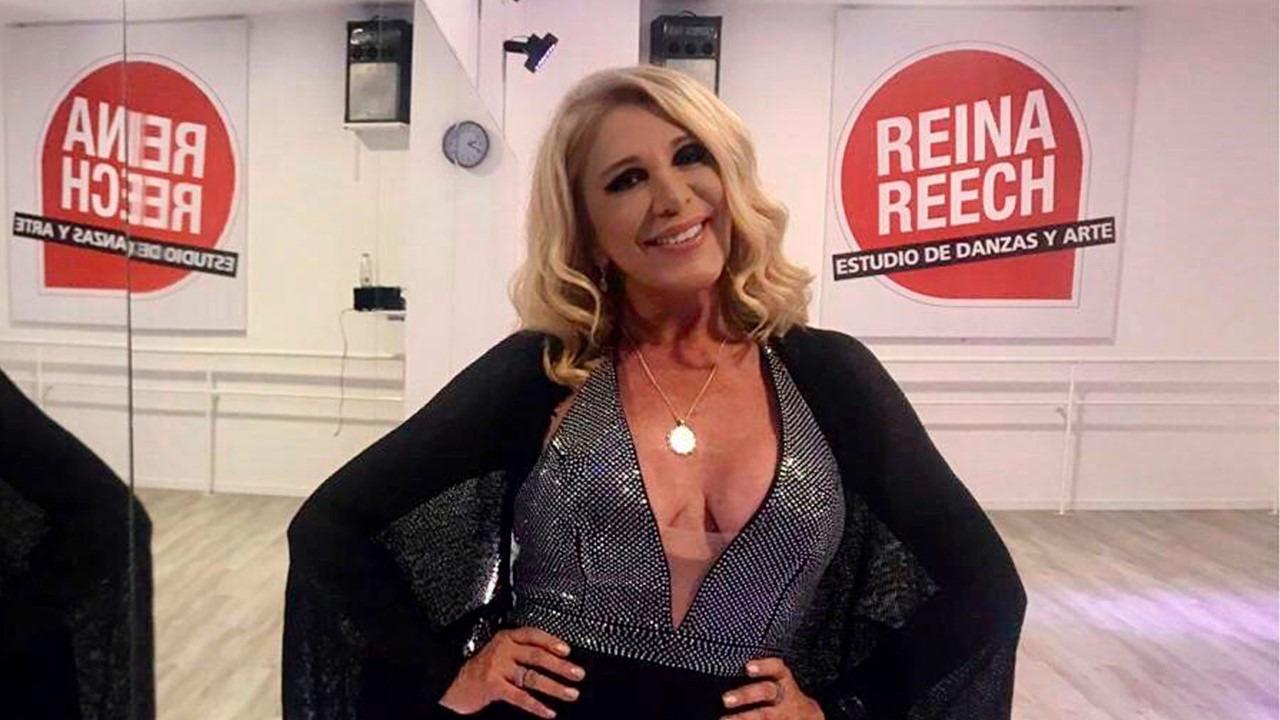 """Reina Reech: """"La gente está cansada de la virtualidad"""""""