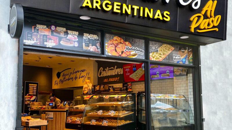 Costumbres Argentinas lanza un nuevo concepto de negocio de bajo costo