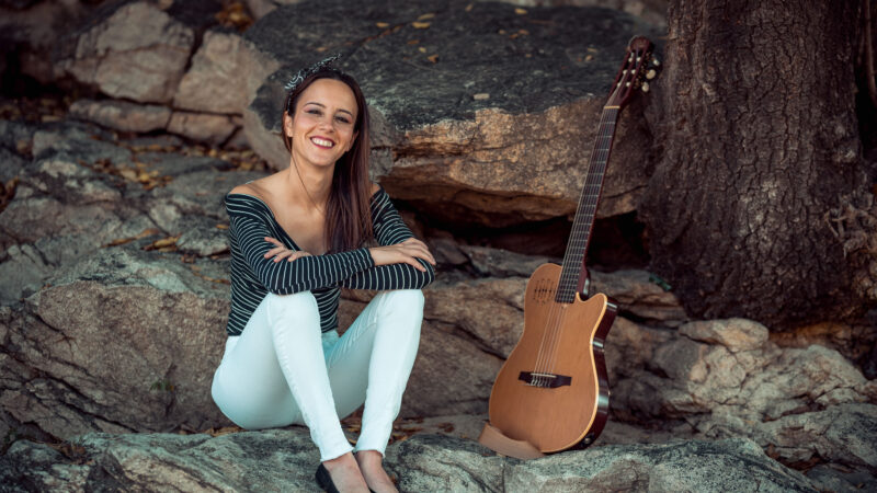 """Fernanda Dupuy presenta el video de su canción """"Solamente una vez"""""""