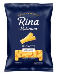 Molinos presenta Rina Matarazzo, la nueva expresión de calidad en pastas