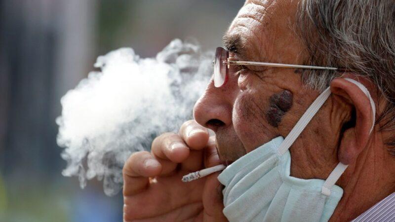 Desafío para fumadores, dejar el cigarrillo durante la pandemia