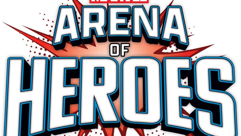 Primera edición en #NBAxESPN de Marvel's Arena of Heroes