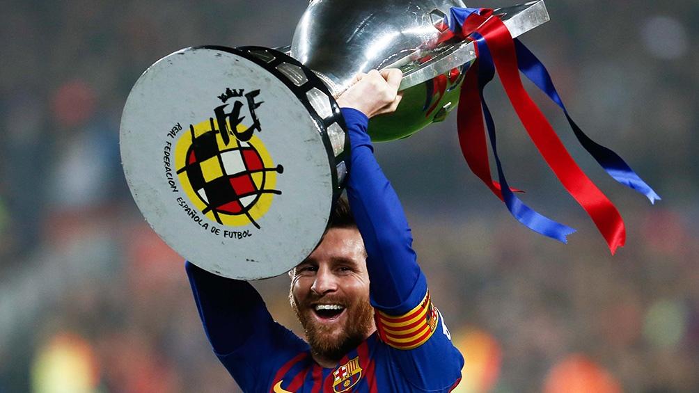 Messi fue el segundo deportista que más dinero ganó en la temporada 2020/2021