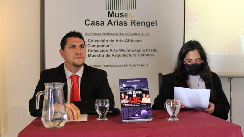 El escritor de las tragedias argentinas, llega a Córdoba con su última novela