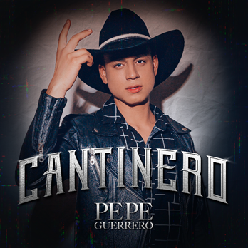 "Pepe Guerrero presenta su nuevo single ""Cantinero"""