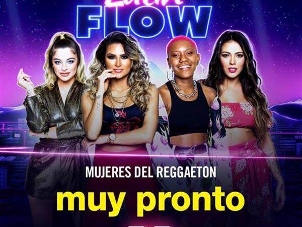 Ayer se estrenó Latin Flow, el docu-reality, donde una de sus protagonistas es la cantante y compositora colombiana LOY
