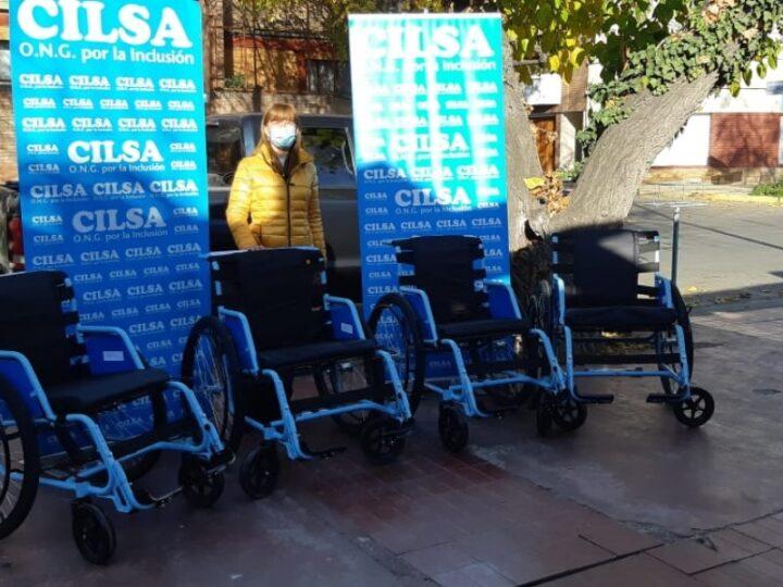 CILSA y Padre Tano, juntos por las personas con discapacidad de San Justo