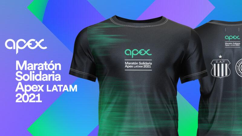 Maratón Solidaria LATAM APEX 2021