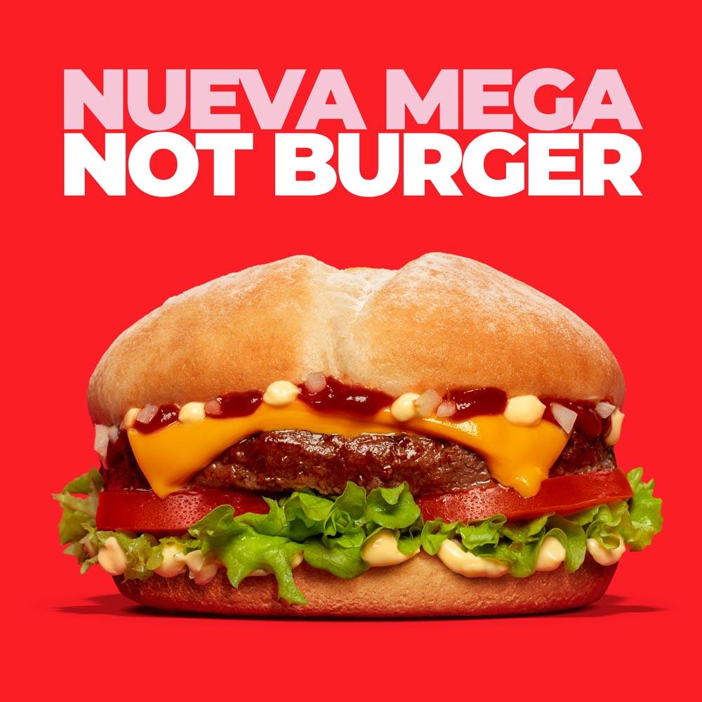 Llegó la primera hamburguesa sin carne al Fast Food Argentino